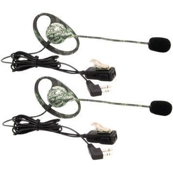 Midland Radio Corporation Midland Radios AVPH7 Camo Headsets w/Wind Resistant Boom Mic