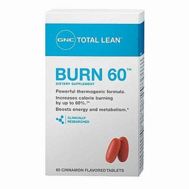GNC Total Lean Burn 60
