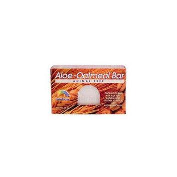 Rainbow Research 0606707 Bar Soap Aloe Oatmeal - 4 oz