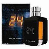 24 Platinum The Fragrance Jack Bauer By Scentstory Eau De Toilette Spray 3.4 Oz For Men
