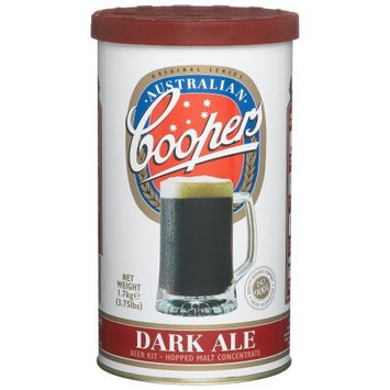 Coopers Brew Products Coopers DIY Dark Ale Brew Can