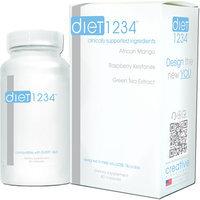 Creative Bioscience Diet 1234 Capsules