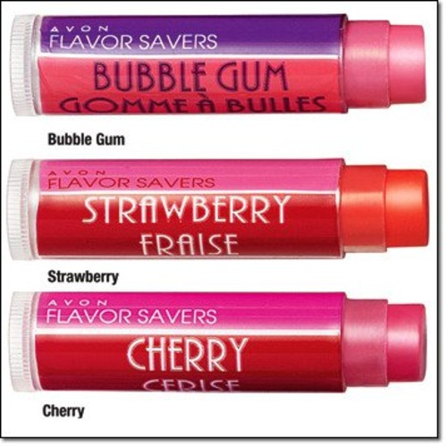 Avon Flavor Savers Lip Balm