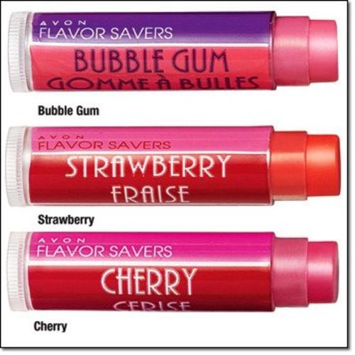 Avon Flavor Savers Lip Balm