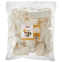 Pet Factory Boots and Barkley Natural Rawhide Chips - 32 oz.