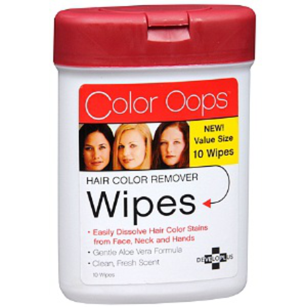 Color Oops Wipes