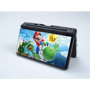 Pacers MARIO Decorative Protector Skin Decal Sticker for Nintendo DS Lite