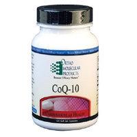Ortho Molecular Products CoQ10 100 ml Ubiquinone, 120 ea