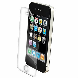 ZAGG invisibleSHIELD iPhone 4 SCRN