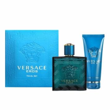 Gianni Versace Eros Gift Set for Men, 2 Pc, 1 ea