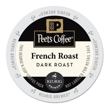 Peet's French Roast Peet's Coffee(R) French Roast Coffee K-Cups(R), 2.8 Oz, Pack Of 22