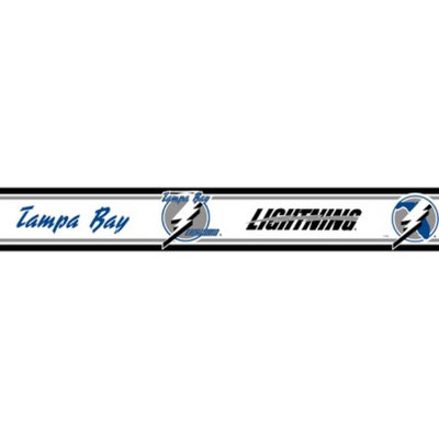 NHL Tampa Bay Lightning Wallborder - 5.5