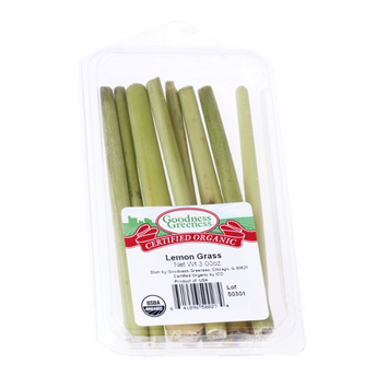 Goodness Greeness Lemon Grass Herbs - Organic