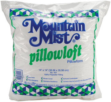 Mountain Mist Fiber Pillowloft Forms 14