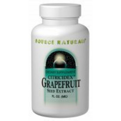 Source Naturals Citricidex Grapefruit Seed Extract, 180 Tablets