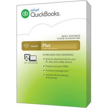 Quickbooks Intuit QuickBooks Online Plus 2015 (PC)
