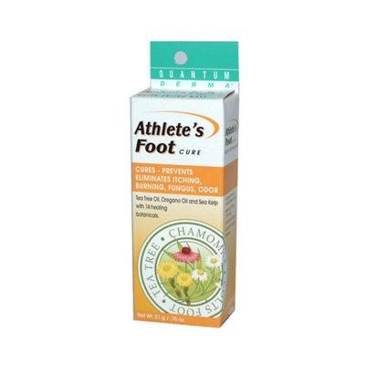 Quantum Natural Athlete's Foot Cure