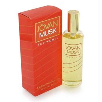 Jovan 460050 JOVAN MUSK by Jovan Cologne Concentrate Spray 2 oz