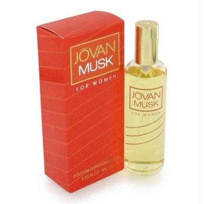 Jovan 460050 JOVAN MUSK by Jovan Cologne Concentrate Spray 2 oz