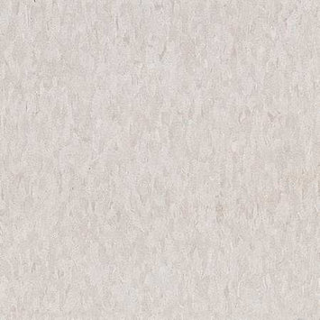 ARMSTRONG FP51811031 Vinyl Composition Tile,45sq. ft, Whte