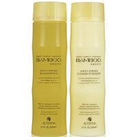 ALTERNA BAMBOO Smooth Shampoo & Conditioner Set (8.5 Oz Each)