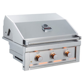 Sunstone Ruby 3 Burner Pro-Sear 30- Natural Gas
