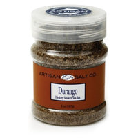 Artisan Salt Co. Durango Hickory Smoked Sea Salt, 5 Ounce Jars (Pack of 3)