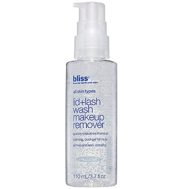 Bliss Lid + Lash Wash Makeup Remover