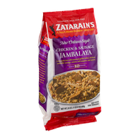 Zatarain's New Orleans Style Chicken & Sausage Jambalaya