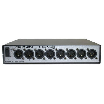 Fischer Amps 001123 Fischer Amps In Ear Amp 8 Headphone Amplifier 001123