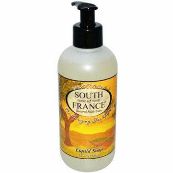 South of France Liquid Soap Moisturizing Shea Butter 12 fl oz