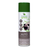 Clean Green Clean + Green Auto Cleaner Stain and Odor Remover for Dogs, 16-Ounce