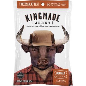 Generic Kingmade Buffalo Style Jerky, 2.25 oz, (Pack of 8)