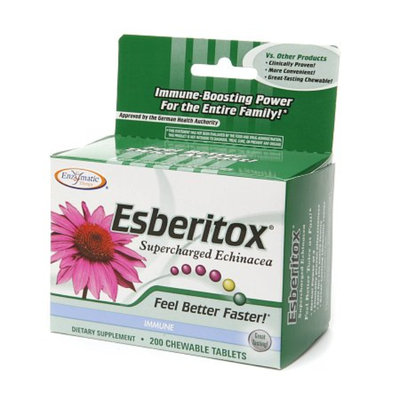 Enzymatic Therapy Esberitox Supercharged Echinacea