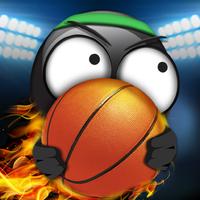 Robert Szeleney Stickman Basketball