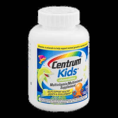 Centrum Kids Chewables Multivitamin
