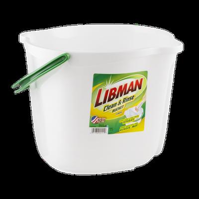 Libman Clean & Rinse Bucket 3 Gal