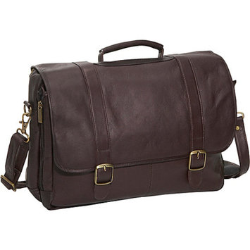David King & Co. Porthole Laptop Briefcase