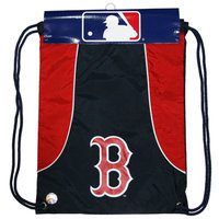 Concept One MLB Boston Red Sox Team Color Back Sack - School Supplies