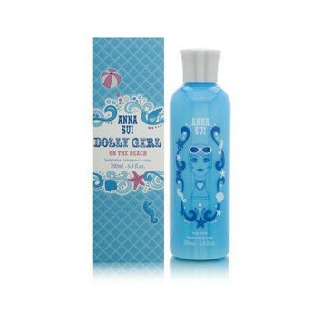 Unknown Dolly Girl On The Beach By Anna Sui For Women. Shower Gel 6.7 Oz.