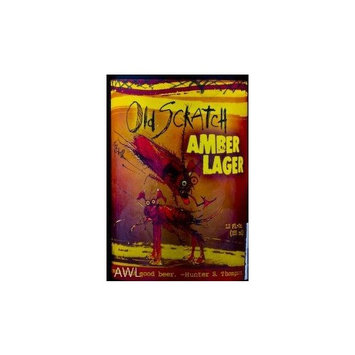 Flying Dog Old Scratch Ale 12OZ