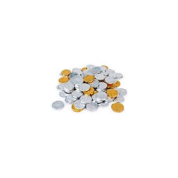 Rhode Island Novelty Coin Bubble Gum (100 pc)