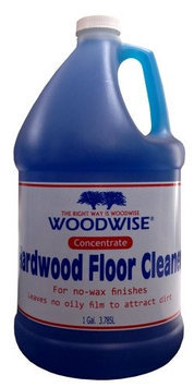 Woodwise 1 Gallon Concentrate No-Wax Hardwood Floor Cleaner