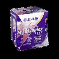 EAS Myoplex Lite Strawberry Cream Shakes - 4 CT