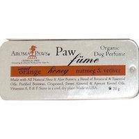 Aroma Paws Pawfume Organic Dog Perfume, Orange Nutmeg Vetiver