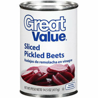 Great Value : Sliced Pickled Beets