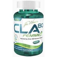 ALLMAX Nutrition CLA80 Femme -- 1000 mg - 60 Softgels