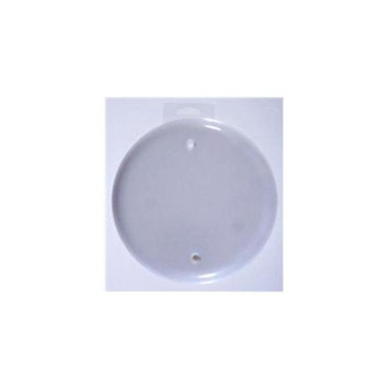 Thomas & Betts Thomas And Betts Lamson Round Blank Ceiling Cover CPC4WH