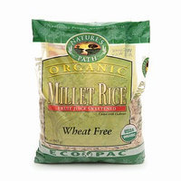 Nature's Path Organic Millet Rice Cereal with Oatbran