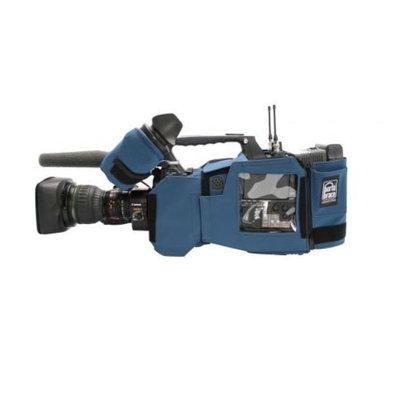 Porta Brace Camera Body Armor for Sony PMW350, Blue